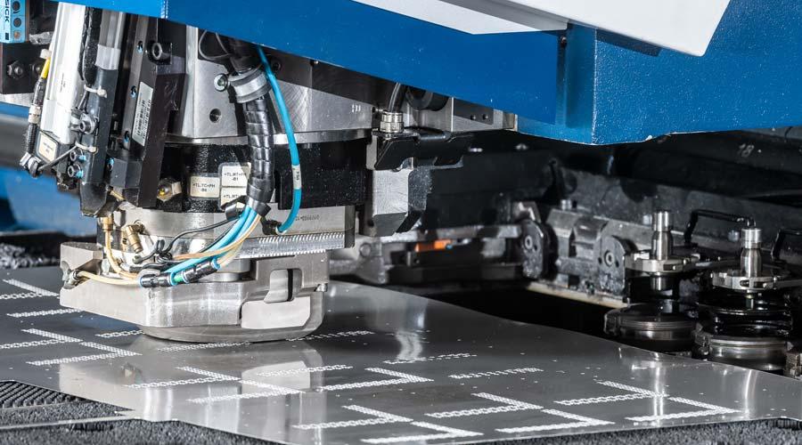 Anlagen- und Maschinenbauproduktion von Deinzermetall